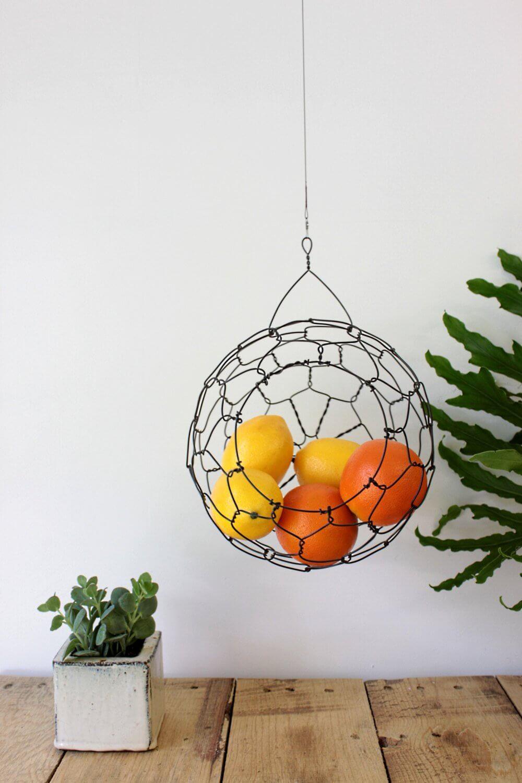 The Hanging Tree Fruit Basket