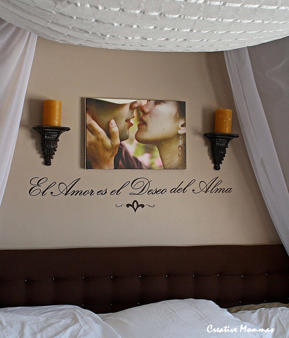 Soul's Desire Bedroom Design for Couples