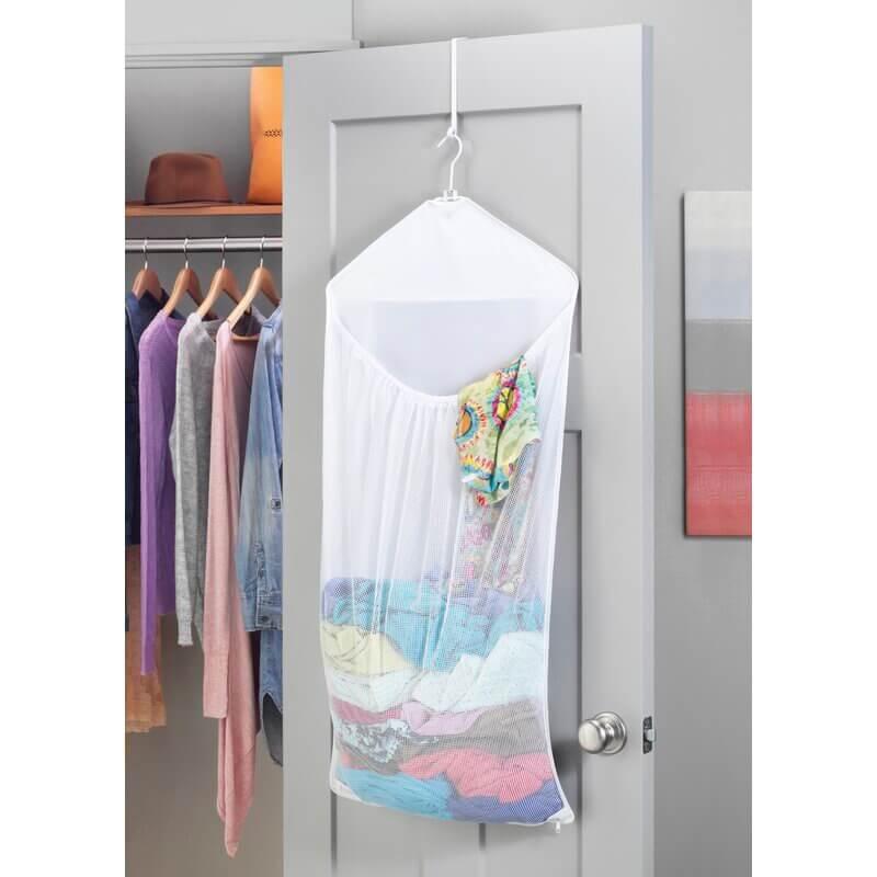 Over the Door Laundry Bag