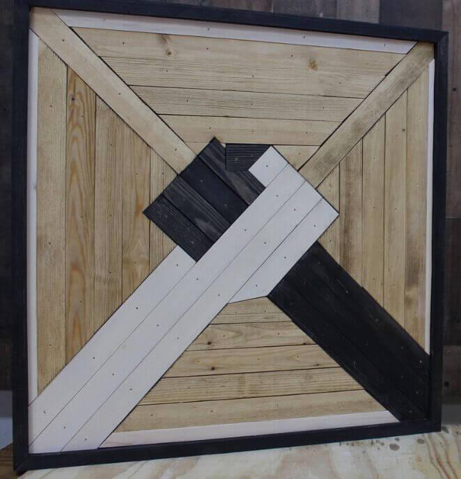 Loving Inspirational Wooden Wall Art Sign