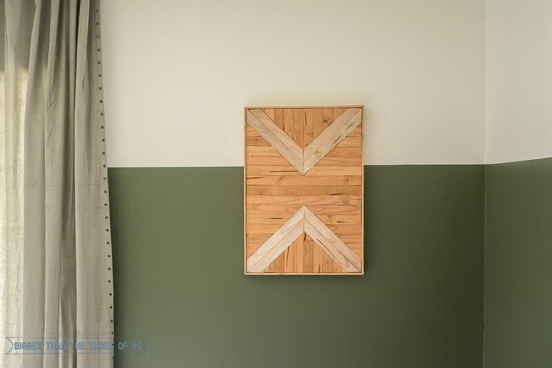 Minimalist Artistic Wood Wall Art