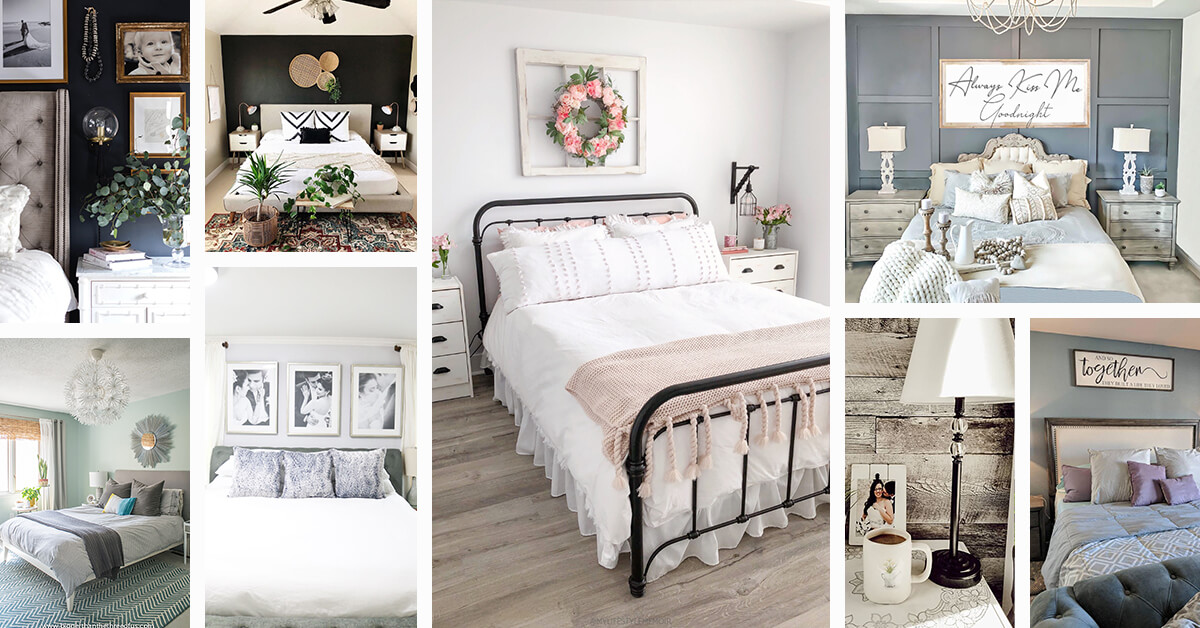 24 Best Bedroom Decor Ideas For Couples In 2021