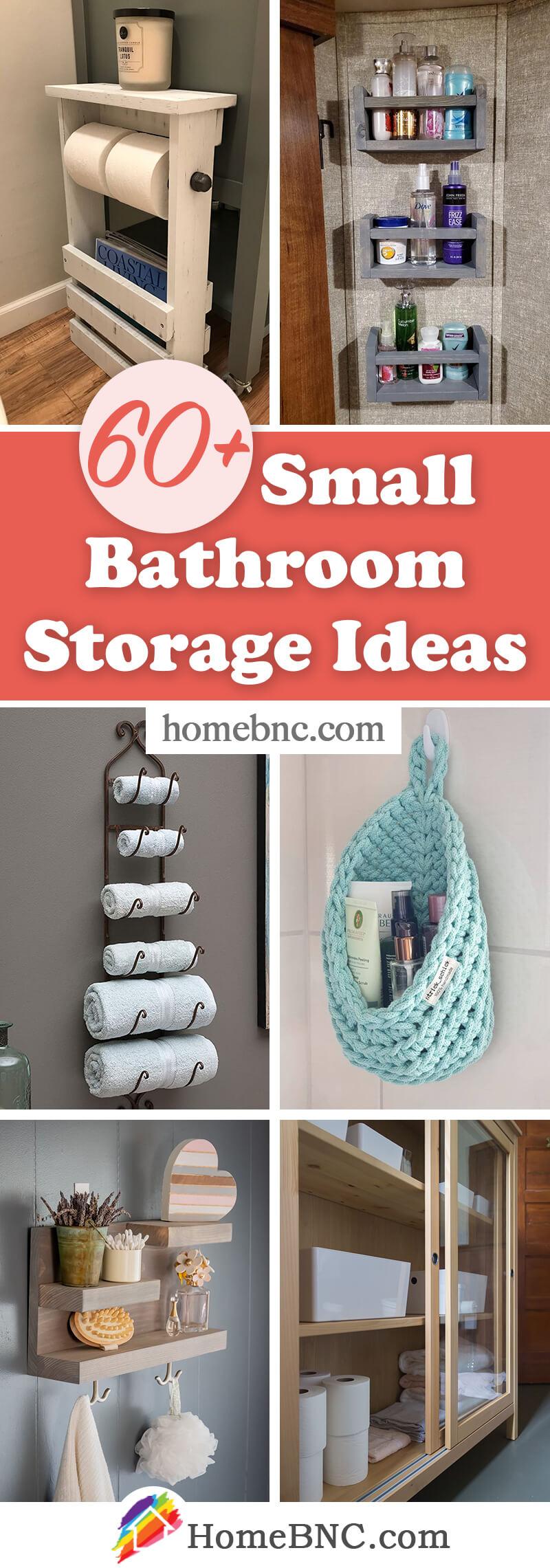 Organization Ideas For Bathroom Drawers