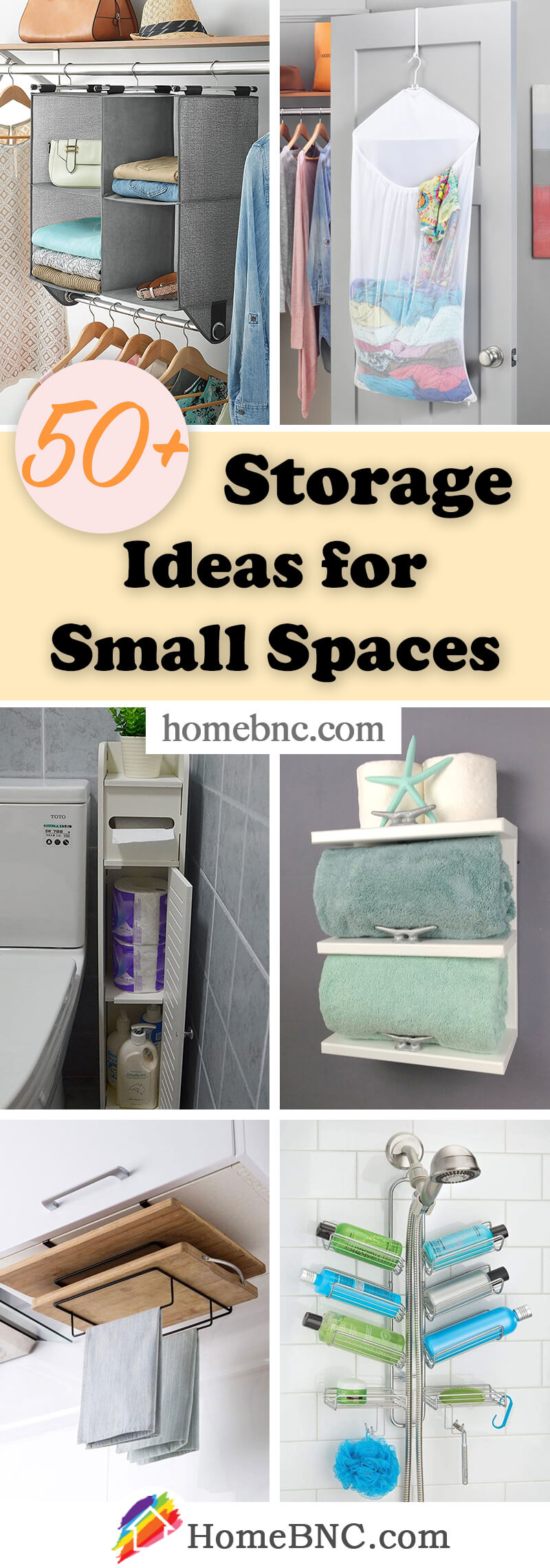 Storage Ideas for Small Homes