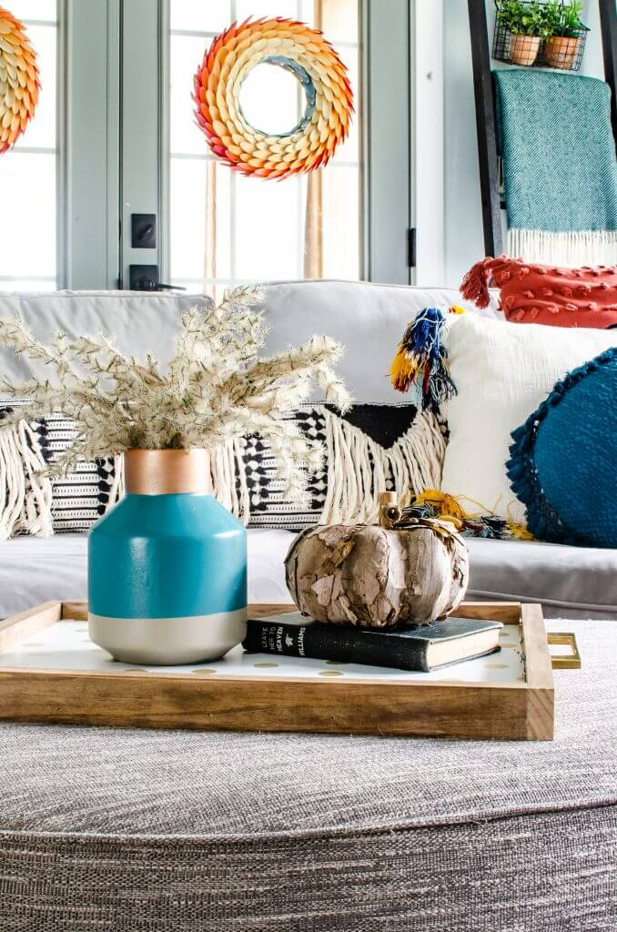 Real and Rustic Modern Southwestern Fall Decor