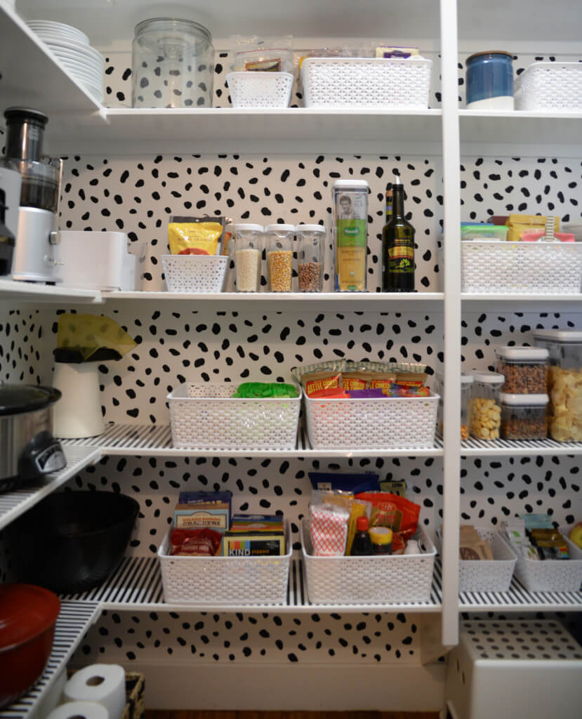 Kitchen Pantry Ideas for Creating Larger Pantries