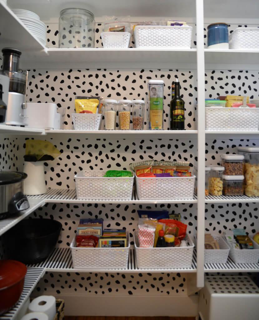 Kitchen Pantry Ideas for Creating Larger Pantries