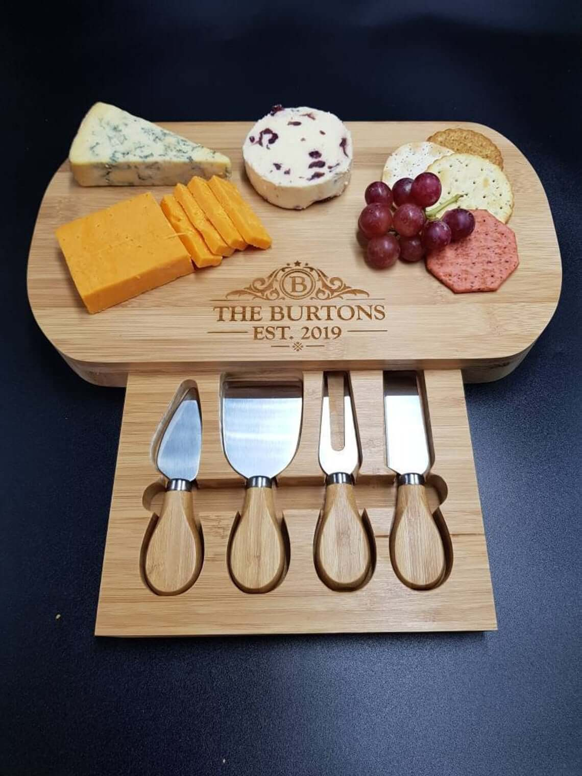 A Cool Choice for Classic Charcuterie