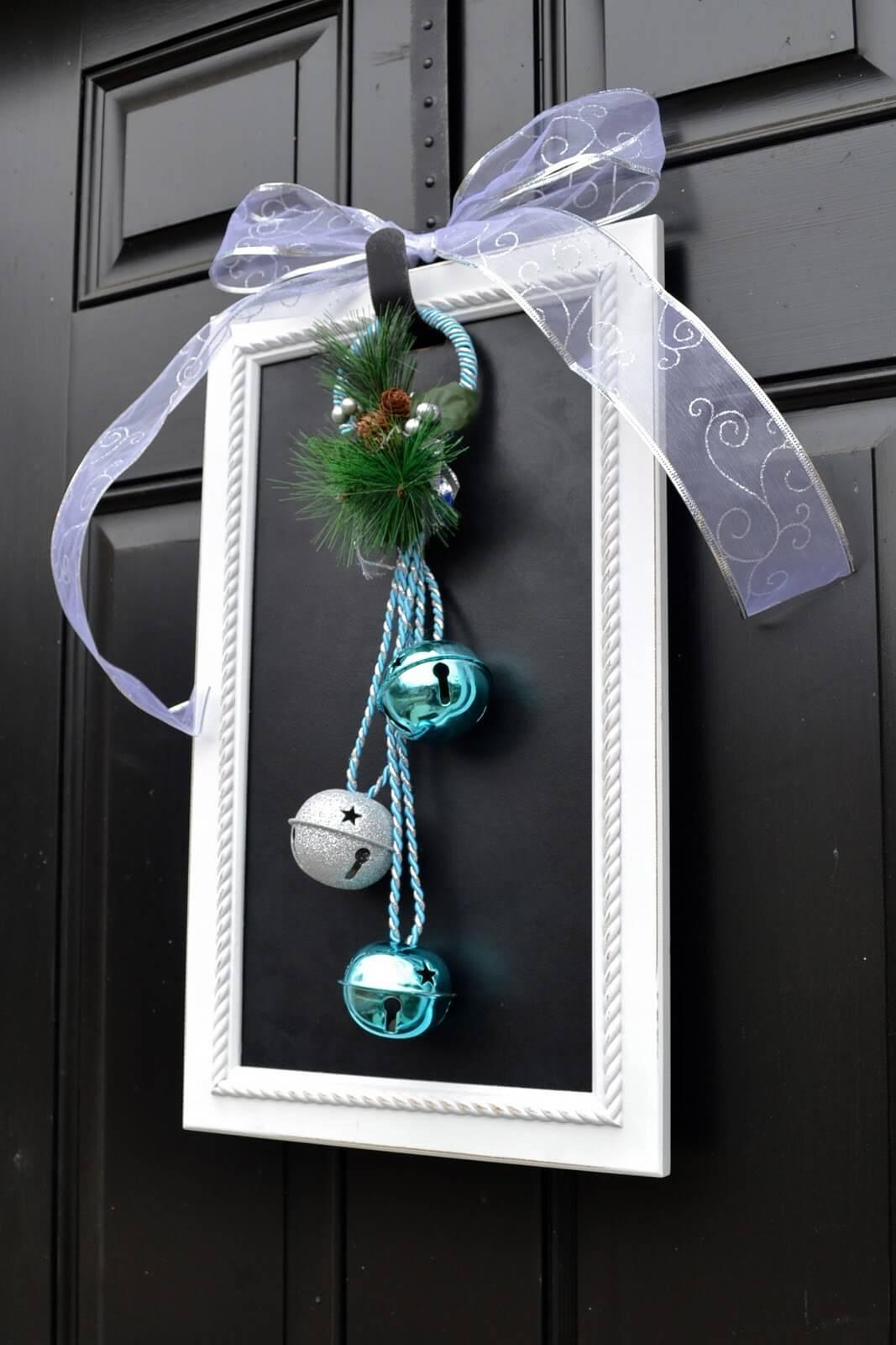 Unique Decorative Picture Frame Wreath