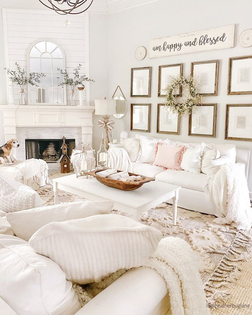 Make it Cozy by Combining Different Elements