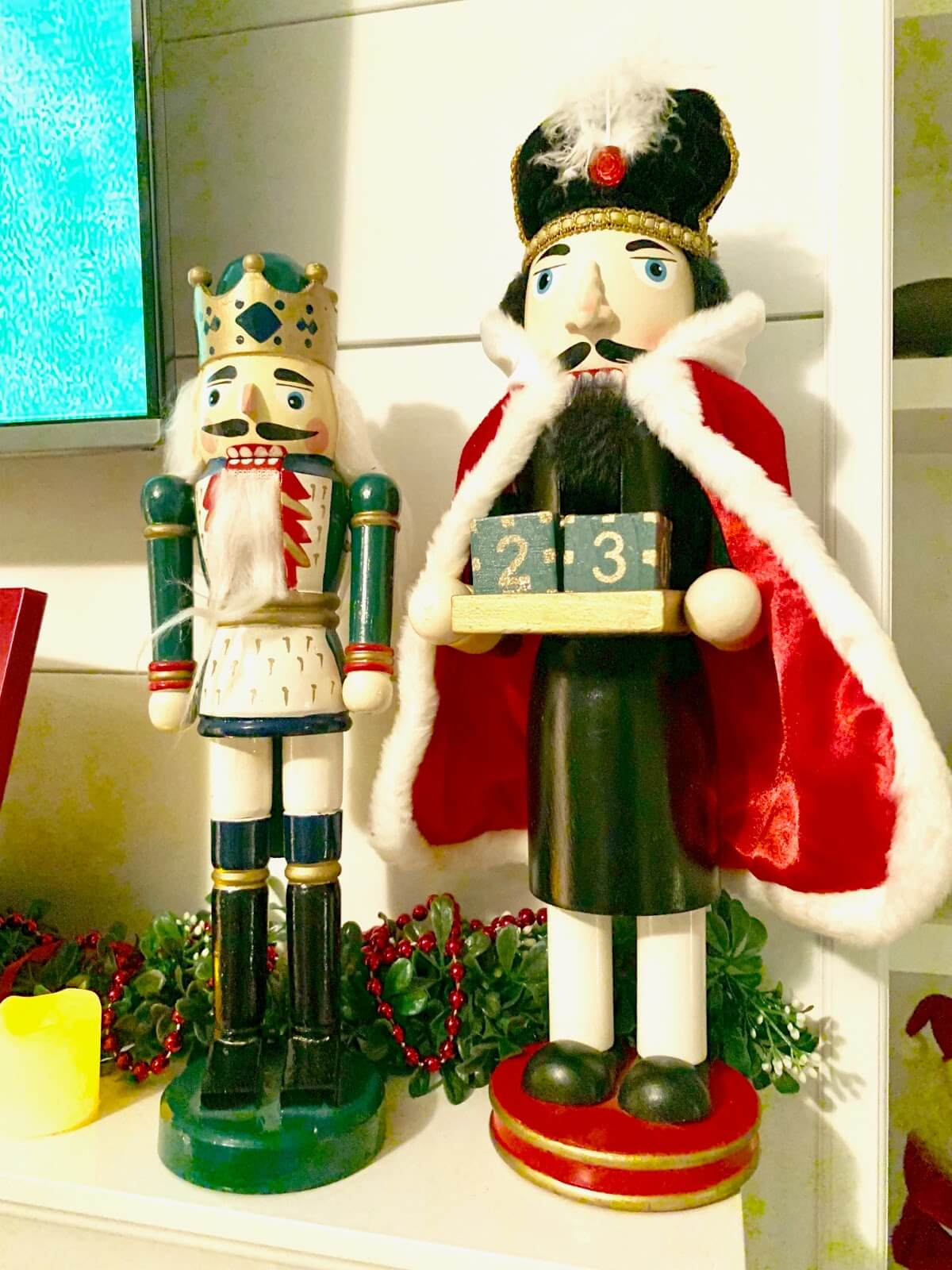 Classic and Ornate Holiday Nutcrackers