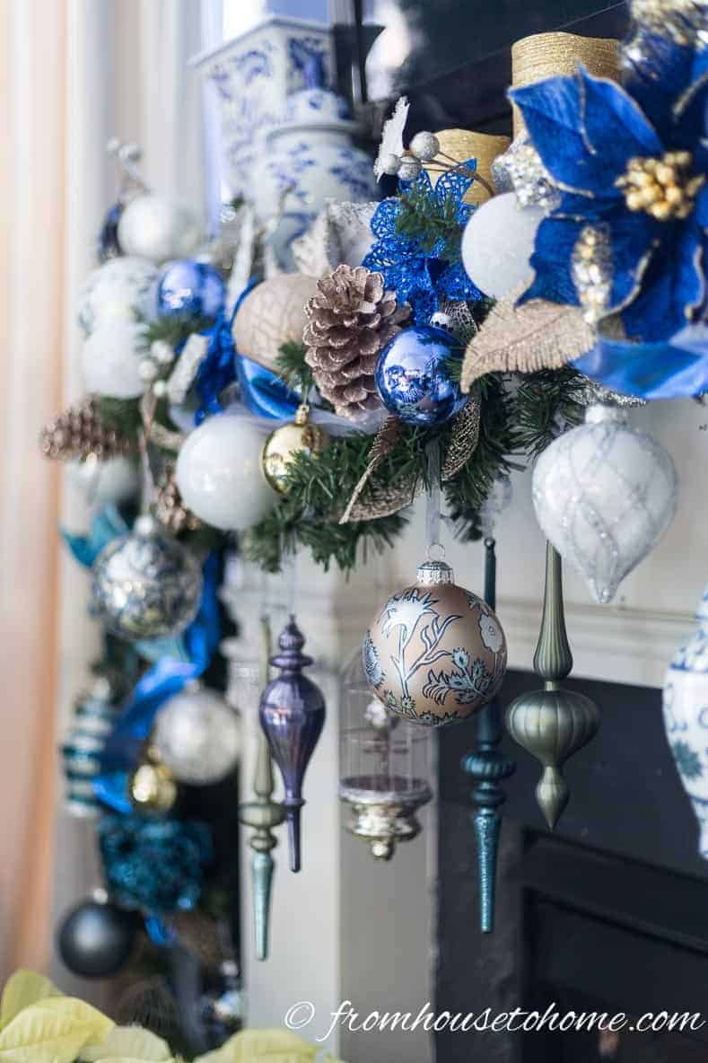 23 Best Blue Christmas Decor Ideas And Designs For 2021