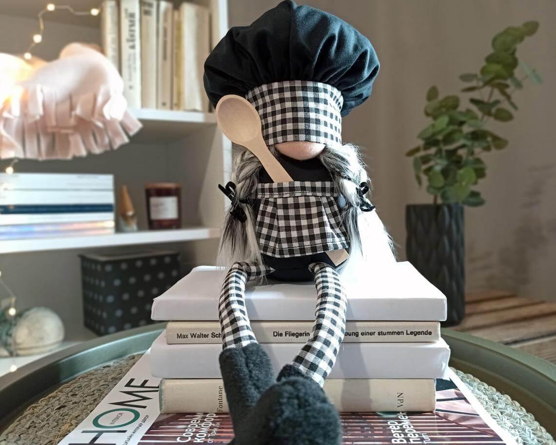 A Culinary Elf on the Shelf