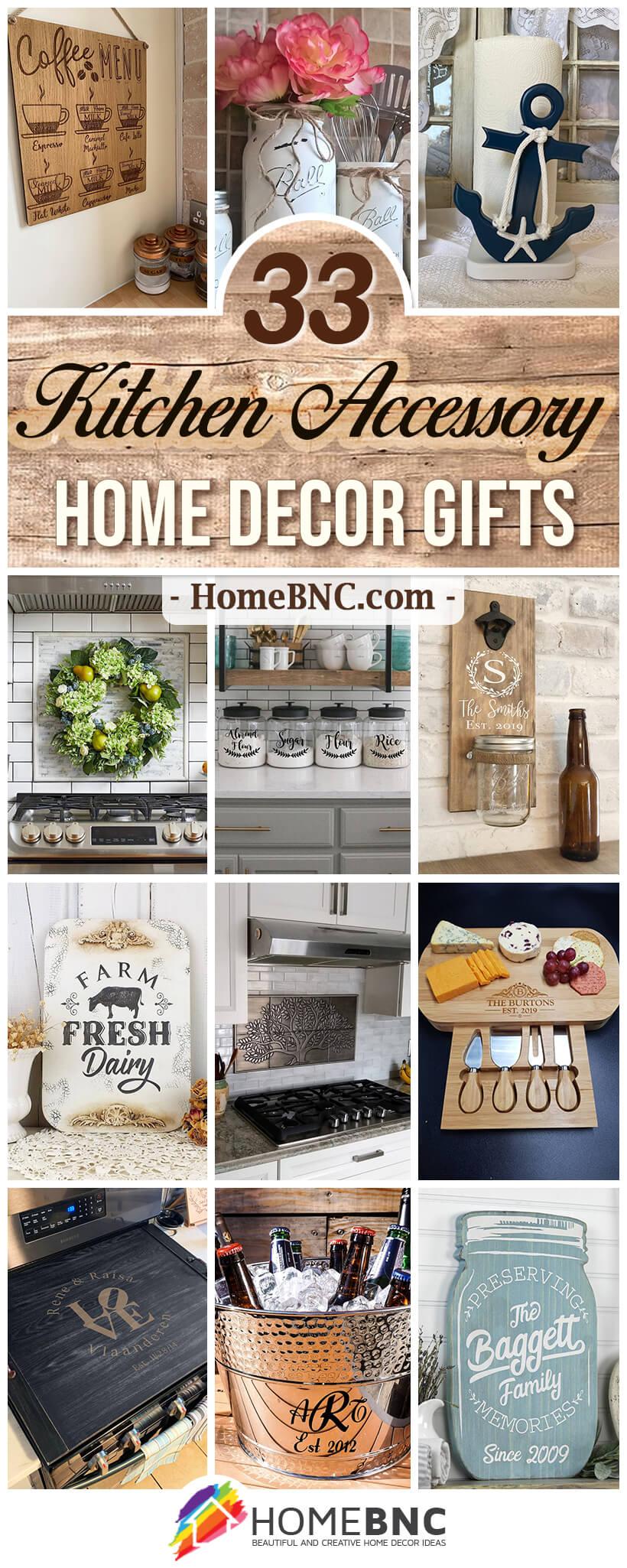 Best Kitchen Decoration Accessories