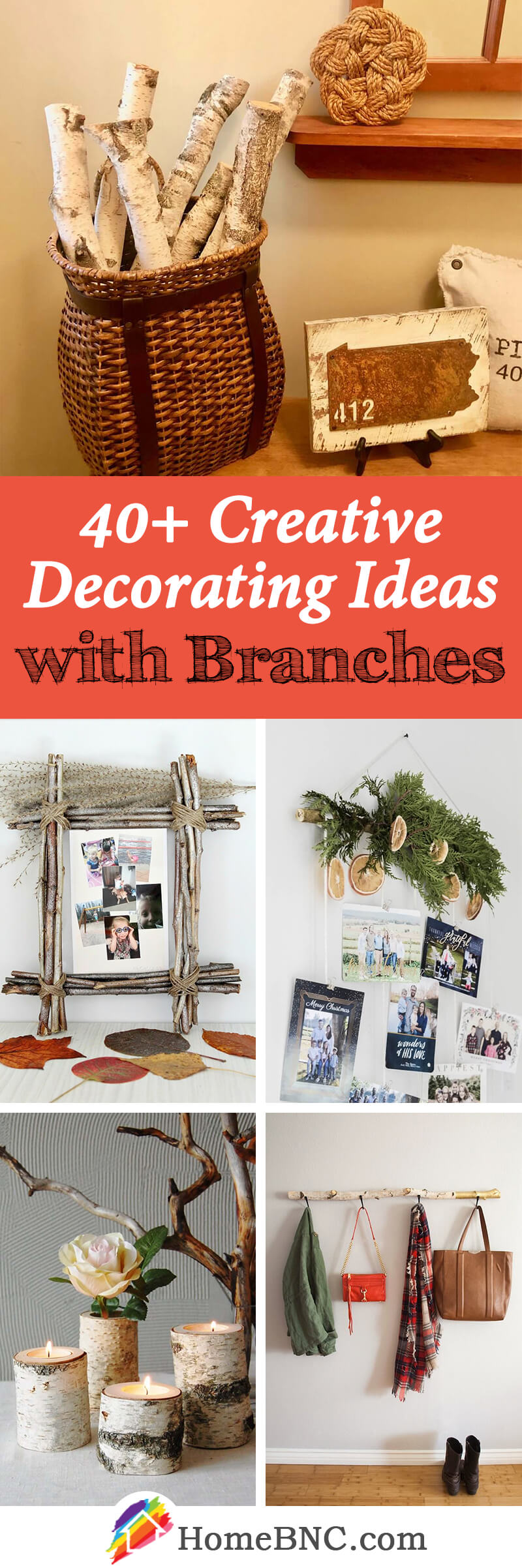 Branches Decorating Designs