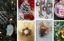 Best DIY Pinecone Ornament Ideas