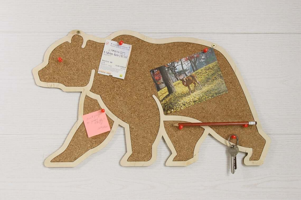 29 Best Cork Board Ideas To Step Up Your Wall Decorations In 2021