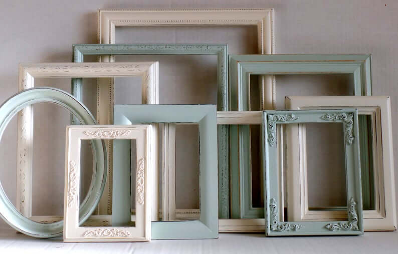 Embellished Victorian Frame Collection