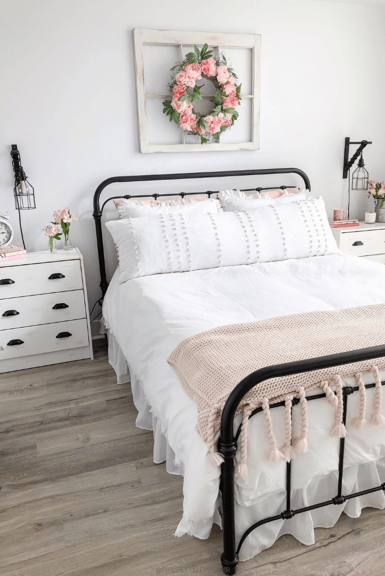 Pink Bedrooms for Grown Women