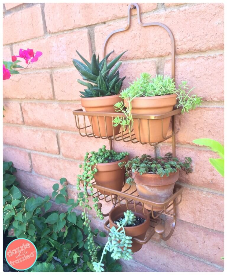 A Large Rack for Pots