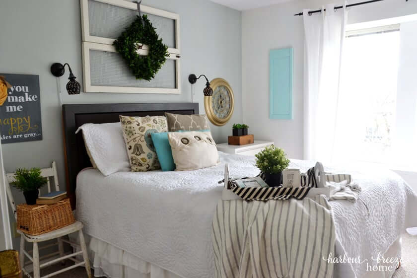 Eclectic Wonderland Refresh in Whites and Grays
