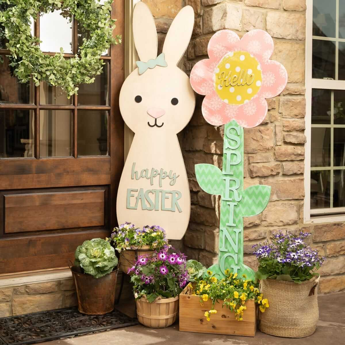 Hopeful and Awesome Ideas to Keep Easter Hopping