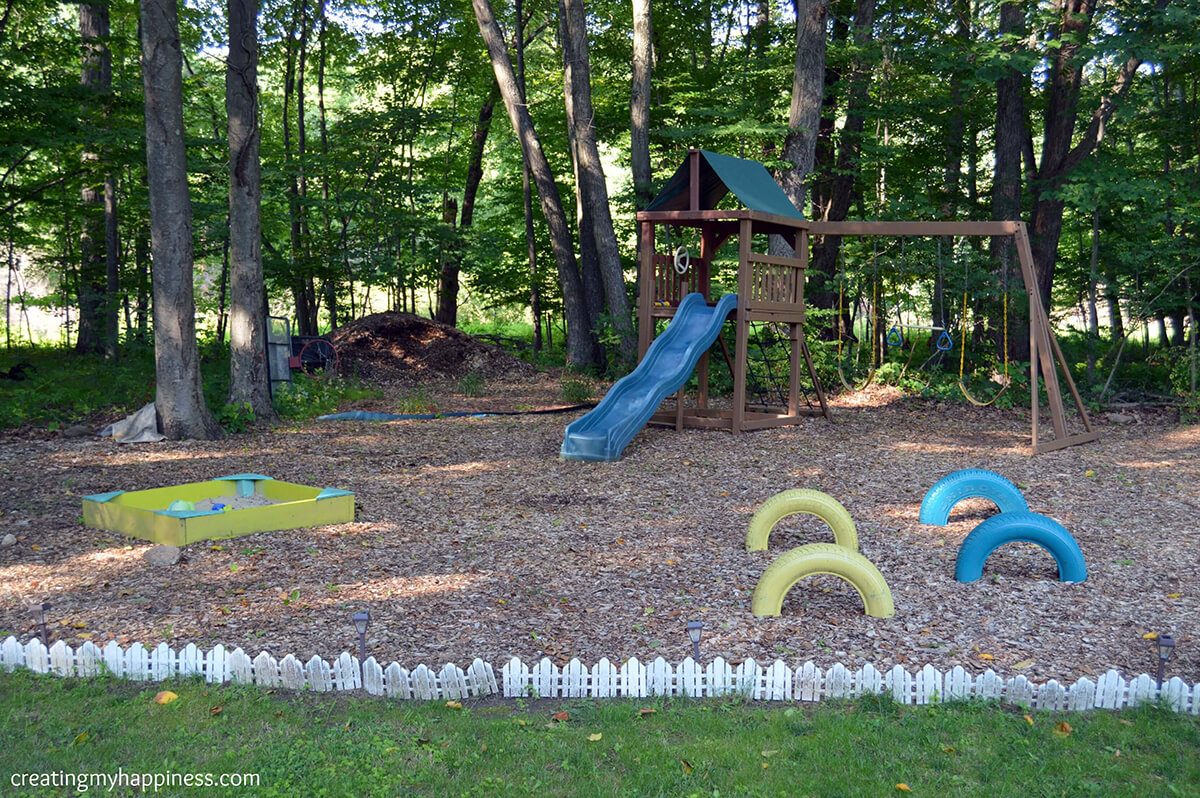 Bring the Park to Your Backyard