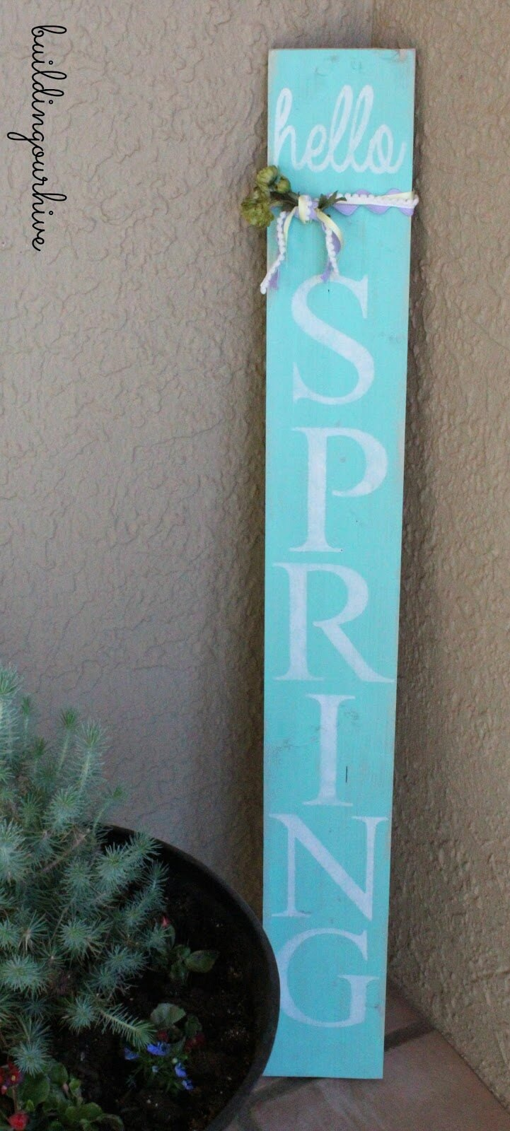Spell it Out Decorative Holiday Board
