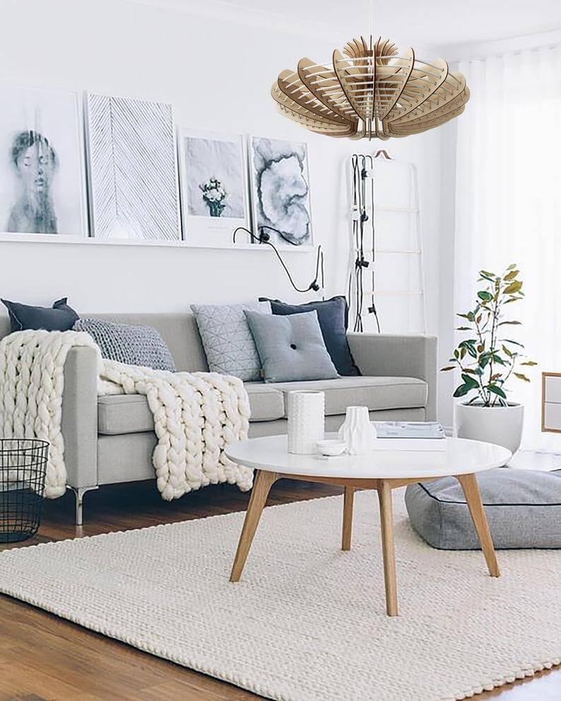 Selecting Scandinavian Living Room Furniture