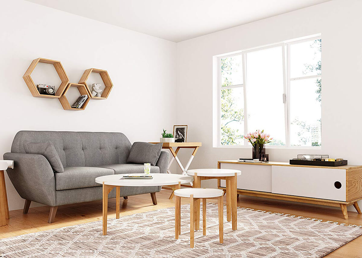 Choose Some Furniture as Background