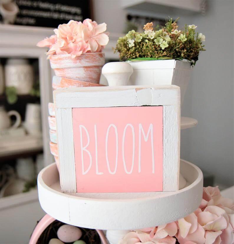 Best Spring Sign Ideas in Bloom