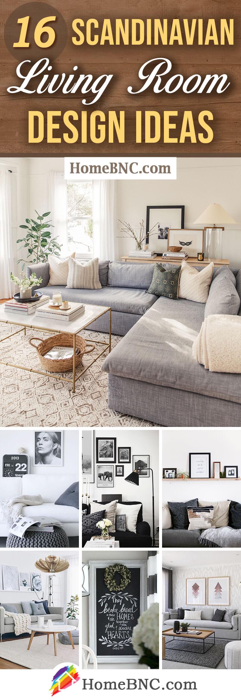 16 Best Scandinavian Living Room Ideas And Designs For 2021