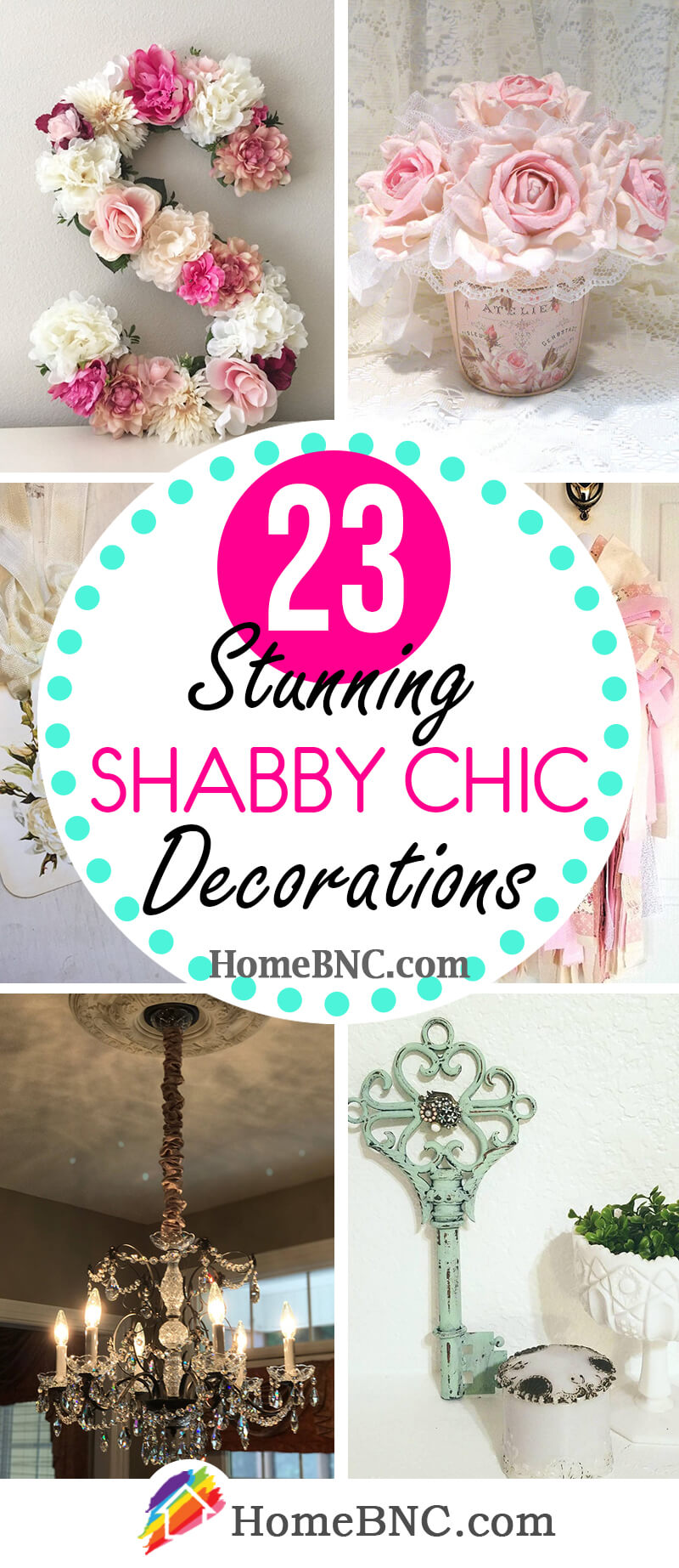 Best Shabby Chic Decor Ideas and Design