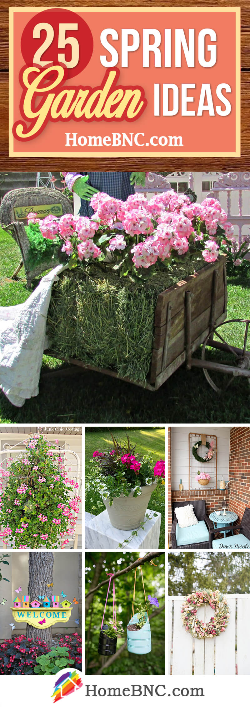 Best Spring Garden Ideas