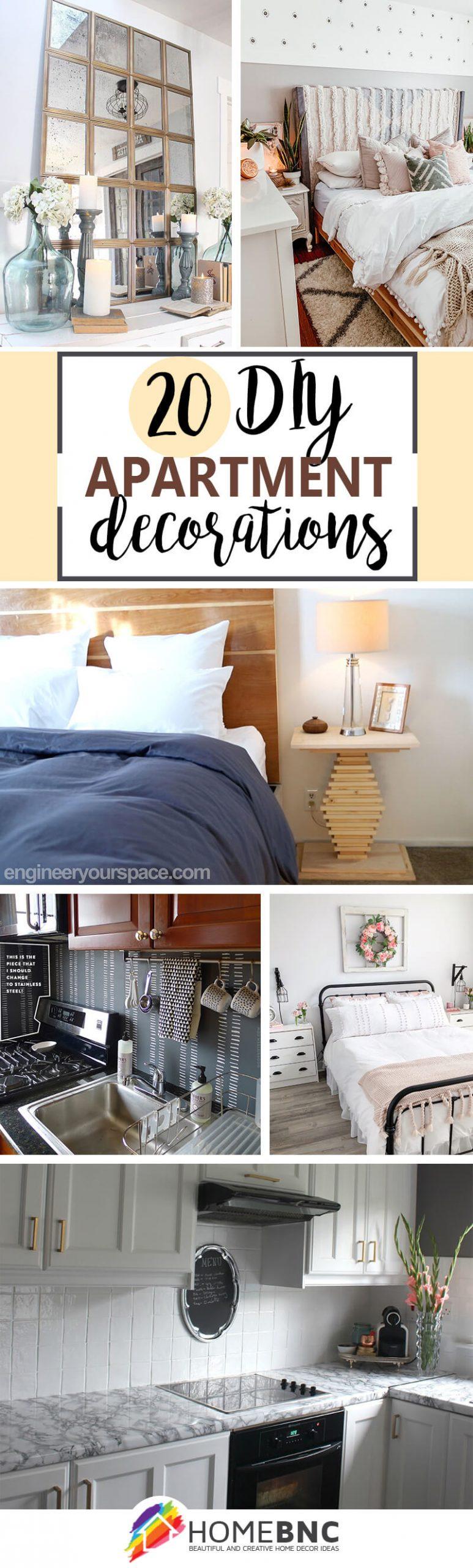 best diy apartment decor ideas
