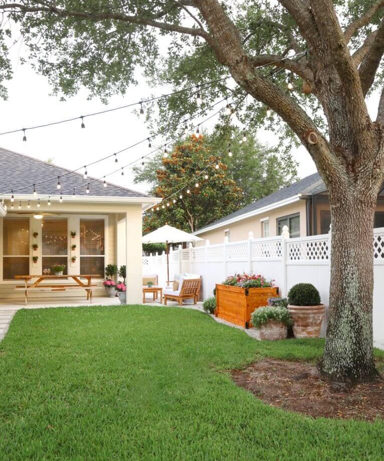 Luces para decorar tu terraza o jardín