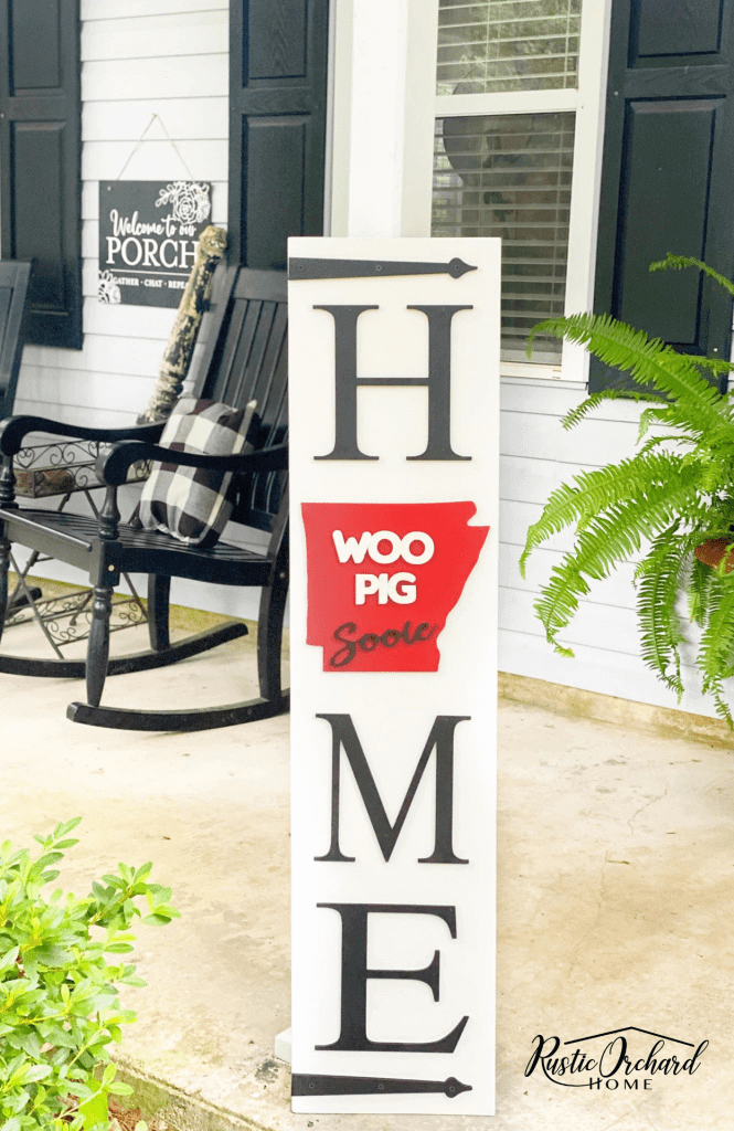 Stunning Modern Farmhouse Porch Sign
