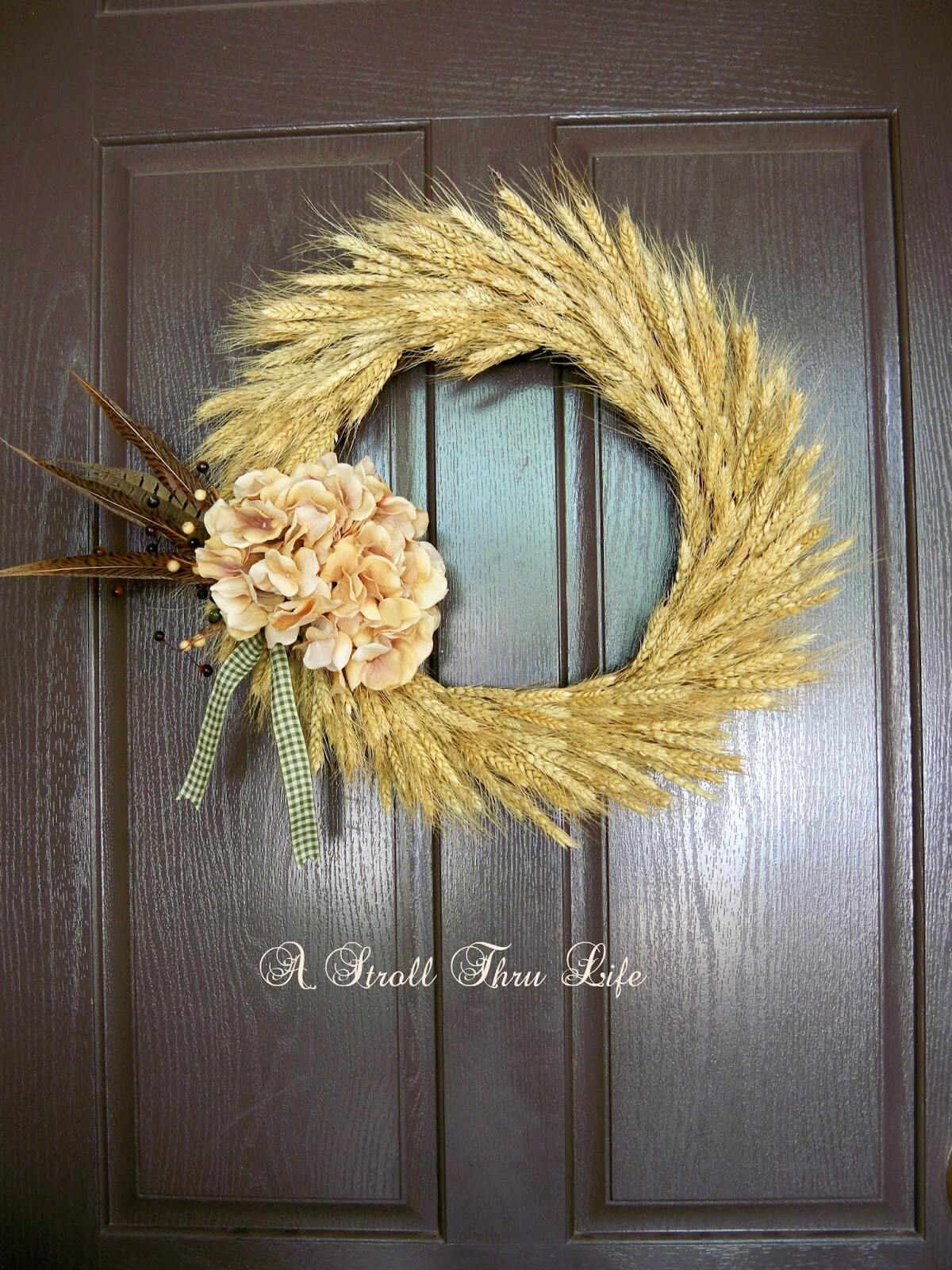 Wreaths Made of Things Other Than Flowers
