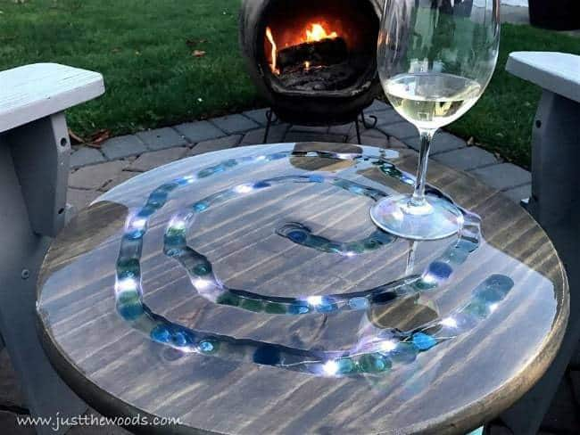 Decorative LED Mosaic Tabletop