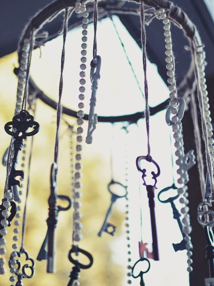 Wonderful, Musical Chandelier Wind Chime