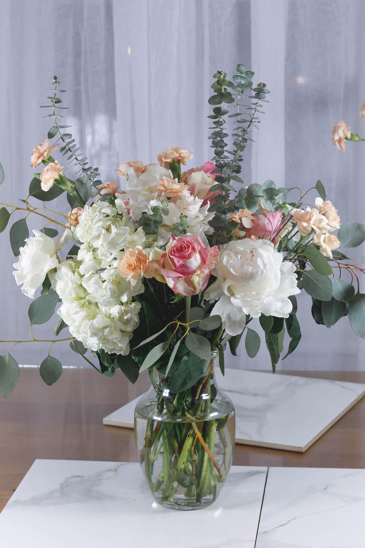 Cute Professional Looking Floral Arrangement