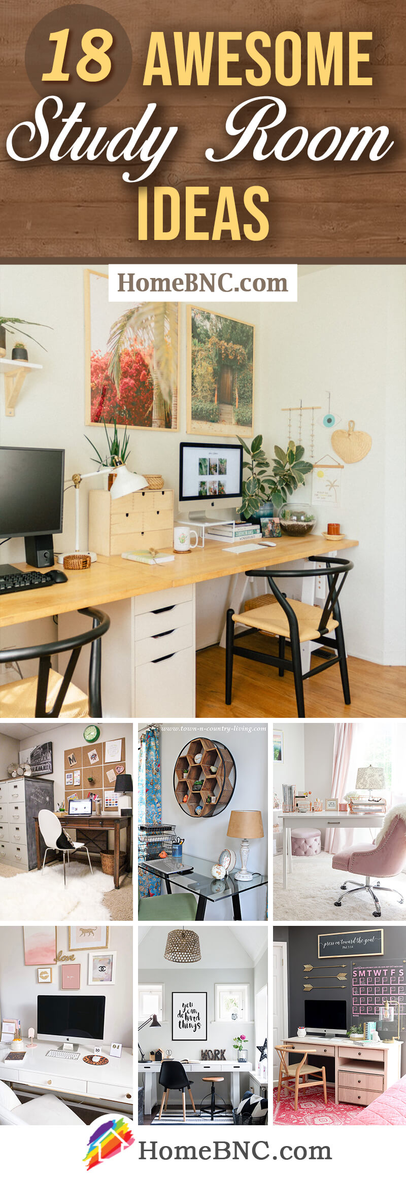 Best Study Room Design Ideas