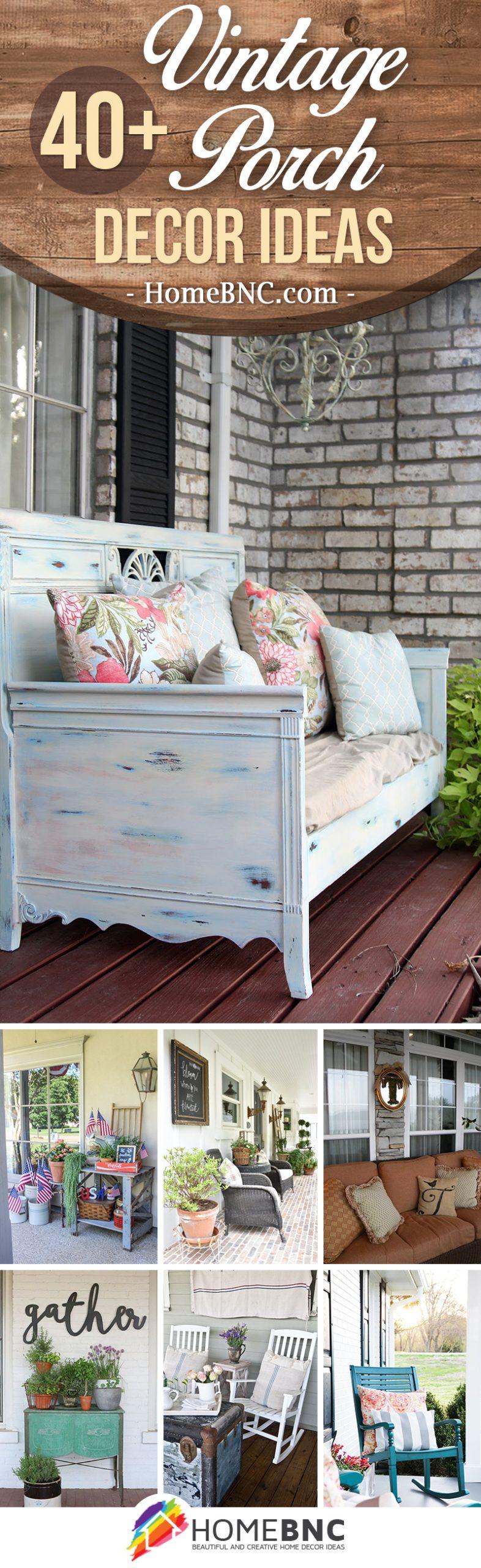 Vintage Porch Designs