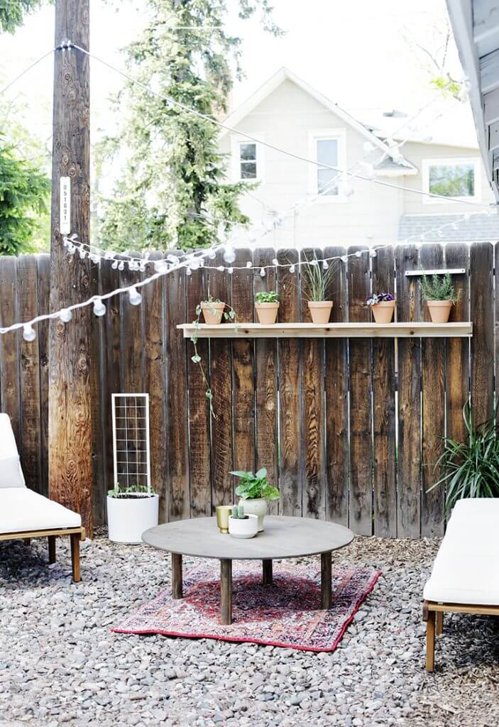 Outdoor Retreat for Small Spaces