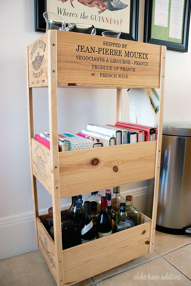 More Kitchen Storage for Your Items