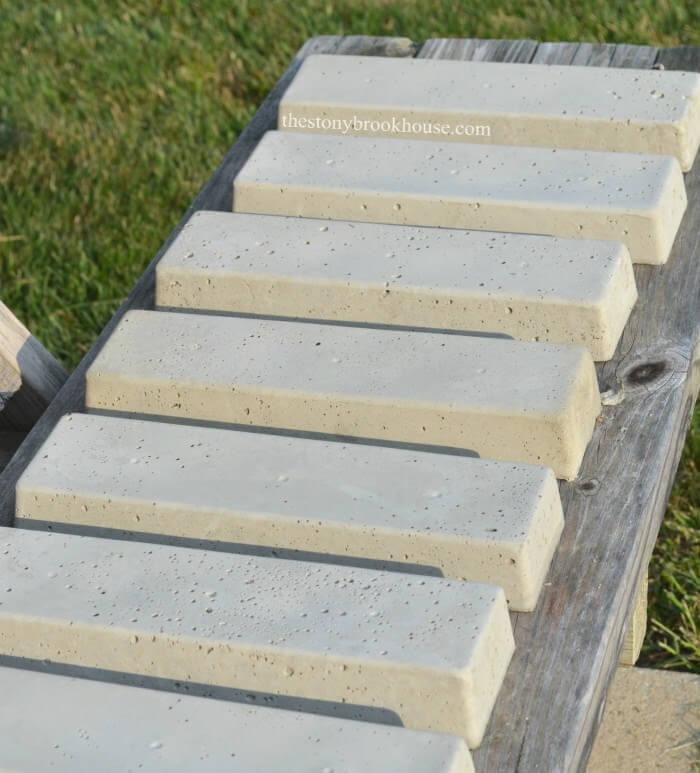 Sleek and Slender Concrete Bars