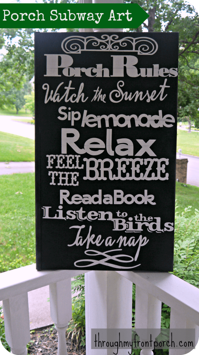 Reminders to Relax Funky Fonts