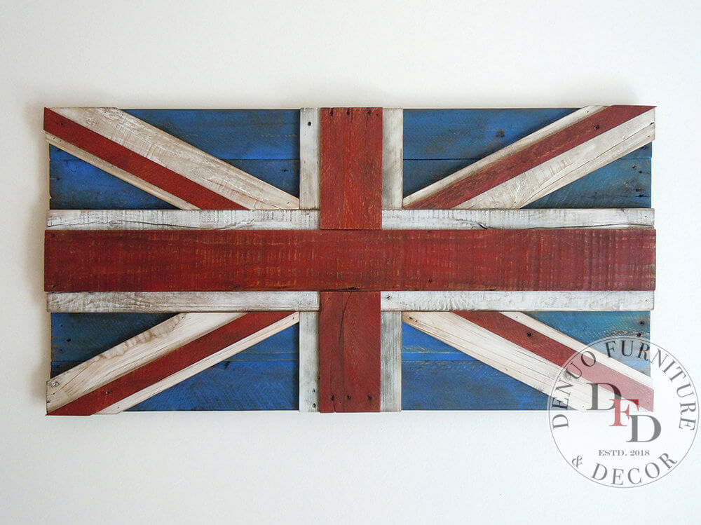 A Unique Take on The British Flag