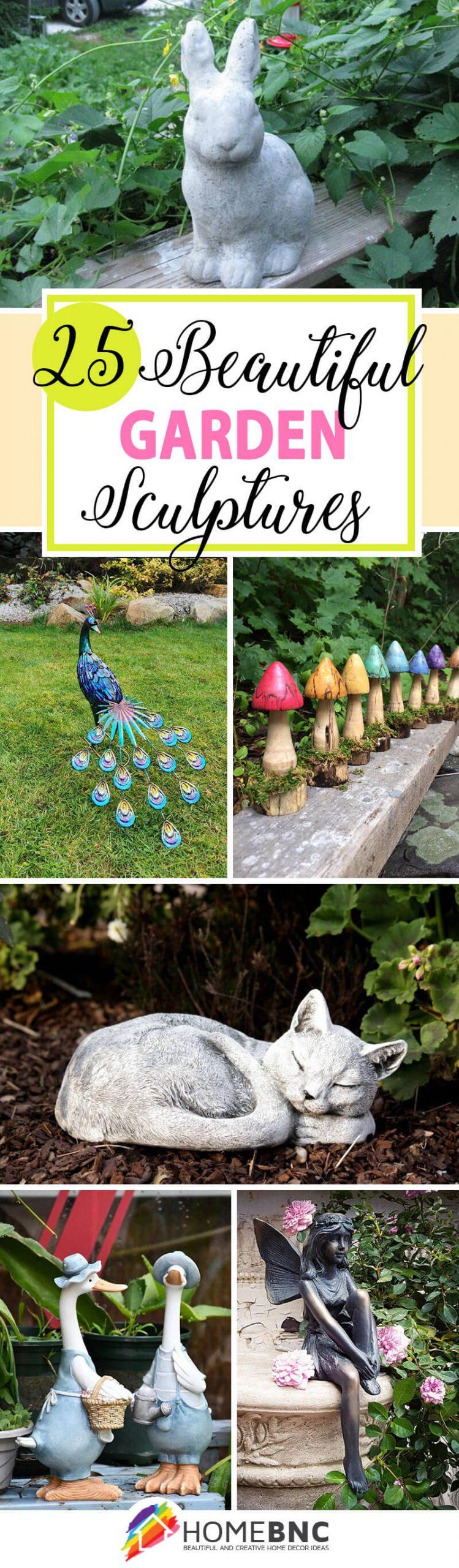 Best Garden Statues and Sculptures