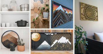 Best Wood Wall Art Designs
